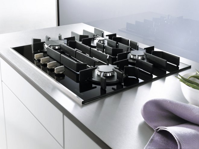 Nowe płyty gazowe Miele  WP Tech -> Plyta Gazowa Do Zabudowy Bosch