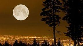 Wpływ Ksieżyca na Ziemię