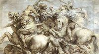"""""""Bitwa pod Anghiari"""" - zaginiony ..."""