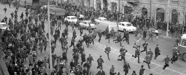 Co wydarzy�o si� w marcu 1968 r.?