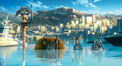 Madagaskar 3 - obejrzyj zwiastuny