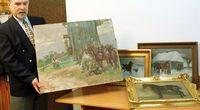 Jerzy Kossak podrabiał obrazy swojego ojca!