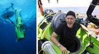 James Cameron znalaz� si� na dnie… Rowu ...