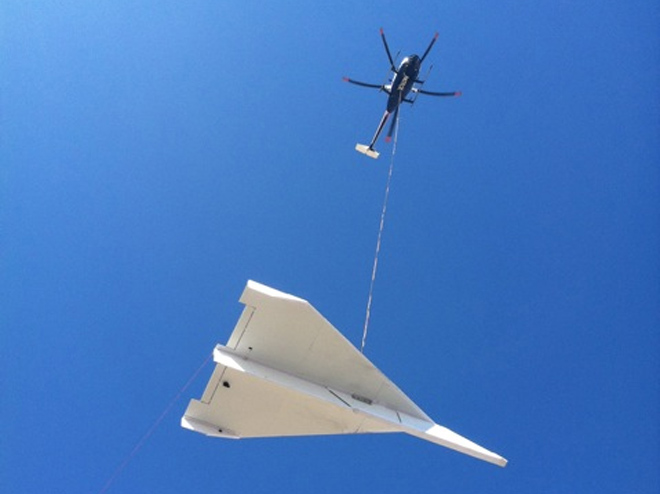 Самолет и вертолет из бумаги