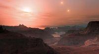 Miliardy skalistych planet w Drodze Mlecznej