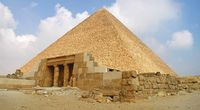 Skarb ukryty w Wielkiej Piramidzie