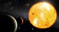 Odkryto uk�ad planetarny stary jak ...