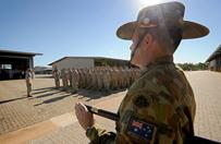 Australia: manewry z udzia�em wojsk USA, Japonii i Nowej Zelandii