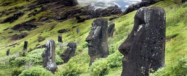 Niezwyk�a Wyspa Wielkanocna