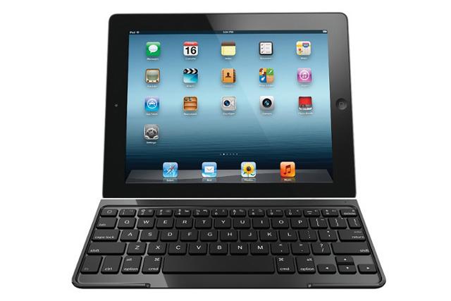 Logitech Ultra Thin Keyboard Cover - klawiatura dla iPada