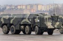 �wiczenia taktyczne obs�ugi Iskander�w na zachodzie Rosji