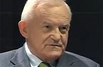 Miller: Macierewicz nie odejdzie. To kapłan religii smoleńskiej