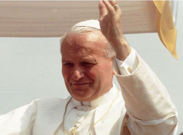 Papie� Jan Pawe� II