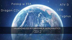 Kosmos w 2012 roku