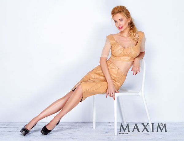 Agnieszka Szulim Nago Playboy Ckm