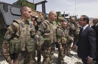 Niezapowiedziana wizyta prezydenta Francji w Afganistanie