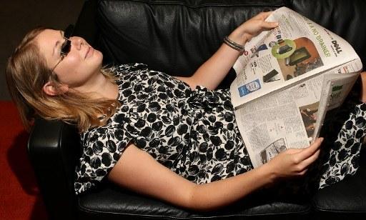 10. Okulary do czytania w łóżku