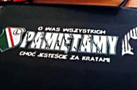 """""""Kominiarze"""" dopadli 42 kibic�w m.in. Legii Warszawa"""