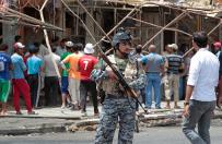 Islamski terroryzm to nie tylko wojna przeciw Zachodowi. Najcz�stszymi ofiarami s� muzu�manie