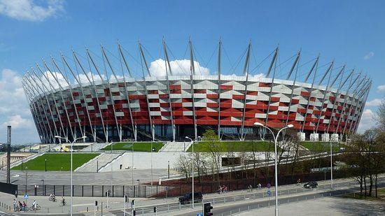 Kosmiczne technologie na EURO 2012