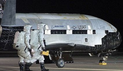 USA planuje rozp�ta� kosmiczn� wojn�? Tajemnicza misja dobiega ko�ca