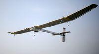 Samolot napędzany energią słoneczną ukończył ...