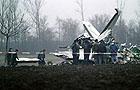 Katastrofa samolotu na Ukrainie. Są zabici i ranni