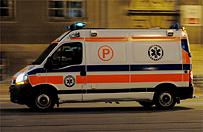 Lubin: wypadek w galerii handlowej. 16-latka spad�a z wysoko�ci kilku metr�w