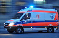 Policjant śmiertelnie potrącił kobietę w Solcu Kujawskim. Prowadziła wózek z niepełnosprawnym synem