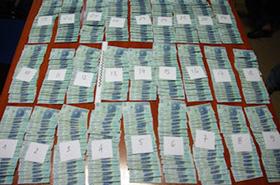 Podrabiali polskie banknoty - grozi im do 25 lat