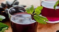 Sok z czerwonych winogron jest jak eliksir ...