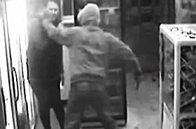 19-latek napadł z nożem na właściciela pubu