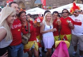 Kulisy fina�u EURO 2012