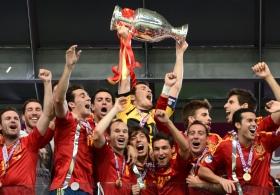 Hiszpania ponownie mistrzem Europy!