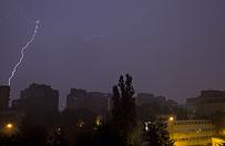 Gwałtowne burze z gradem nad Polską. Ostrzeżenie przed wzrostem poziomu wód
