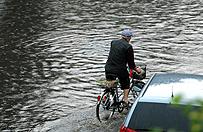 Alarmy powodziowe w zachodniej cz�ci Dolnego �l�ska
