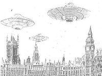 UFO regularnie odwiedza Wielką Brytanię. Oto zdjęcia i ryciny zrobione przez świadków!