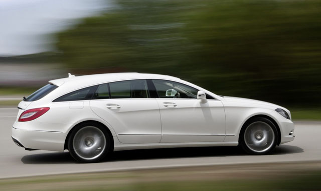 Mercedes-Benz CLS Shooting Brake: rusza sprzeda�