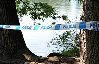 M�czyzna, kt�rego zw�oki wy�owiono z Warty w Gaju, zosta� zamordowany