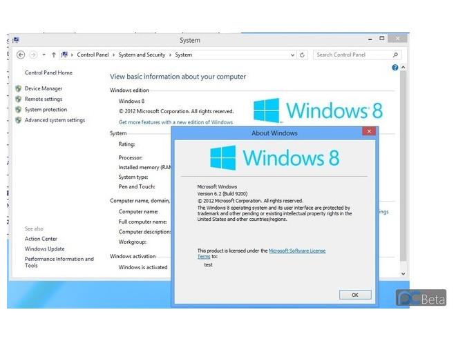 Windows 8 9200 rtm скачать программу можно скачать с: 9-ти сайтовВсе. новин