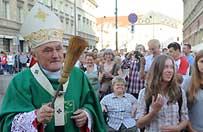 Wyruszy�a warszawska pielgrzymka akademicka na Jasn� G�r�
