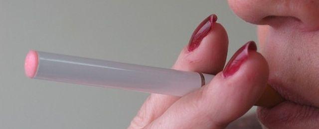 Jak e-papieros wp�ywa na zdrowie?