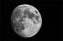 Nowy krater na Księżycu