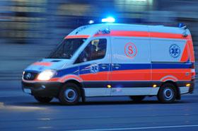 Pijany kierowca rozjechał policjanta z drogówki