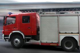Cztery osoby zginęły w pożarze domu pomocy