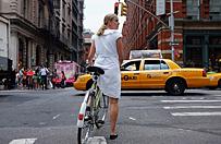 Z�odzieje rower�w upodobali sobie Greenpoint