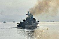 Rosjanie w kanale La Manche. Royal Navy odpowiada