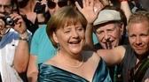 Angela  Merkel najbardziej wp�ywow� kobiet� �wiata