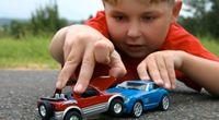 Samochody są dla chłopów, a lalki dla ...