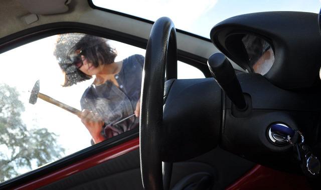 Zatrza�ni�te kluczyki: jak otworzy� auto?